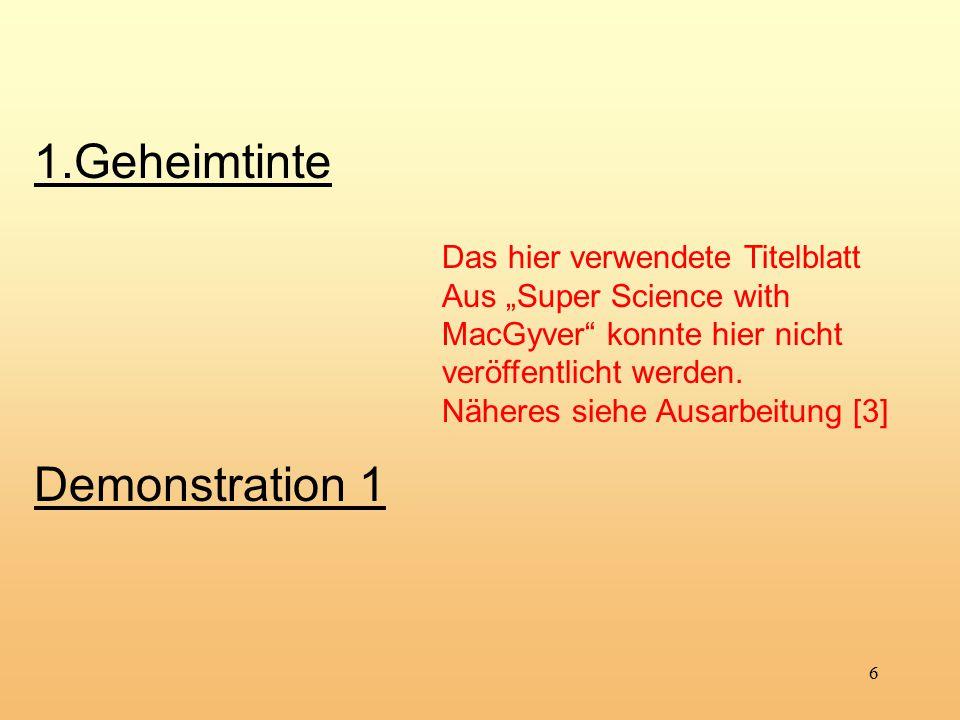 Sympathetische Tinte konzeption- text.biz.html sympathisch von griech.