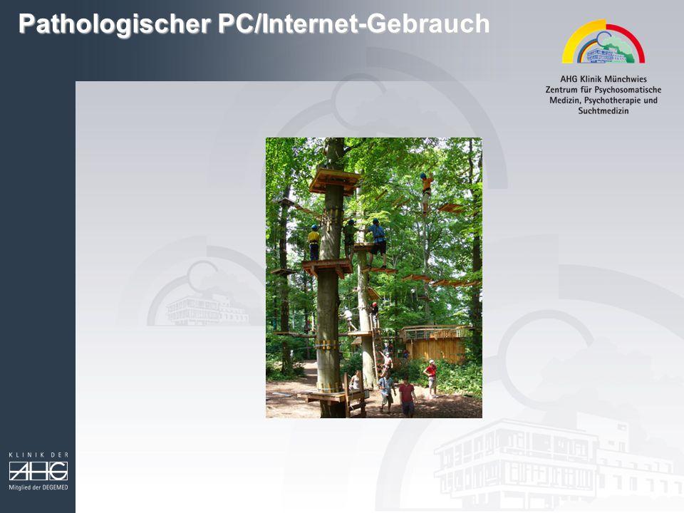 Pathologischer PC/Internet-Gebrauch