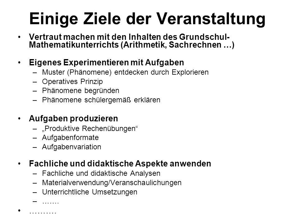 Aus dem Bayerischen Lehrplan - Fachprofil Mathematik Alle Schüler erhalten Gelegenheit, in Einzel-, Partner- oder Gruppenarbeit selbstständig Lösungsideen zu entwickeln und Lösungswege zielgerichtet zu suchen und zu erproben.