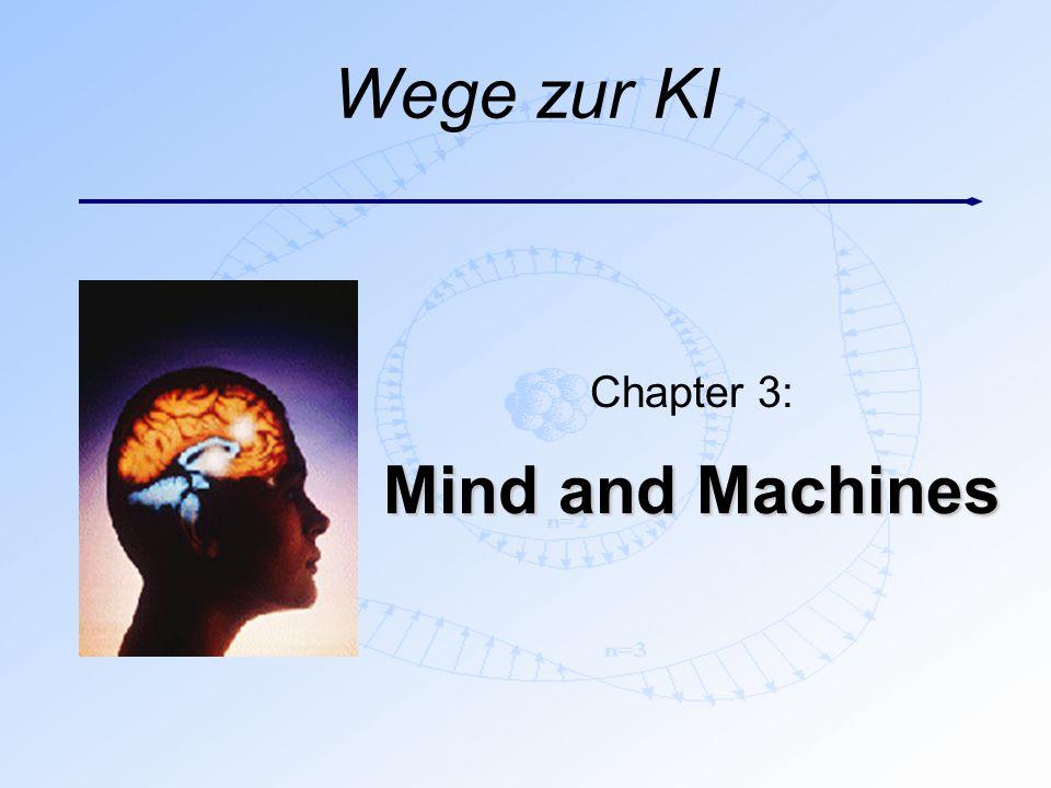 Wege zur KI Chapter 3: Mind and Machines