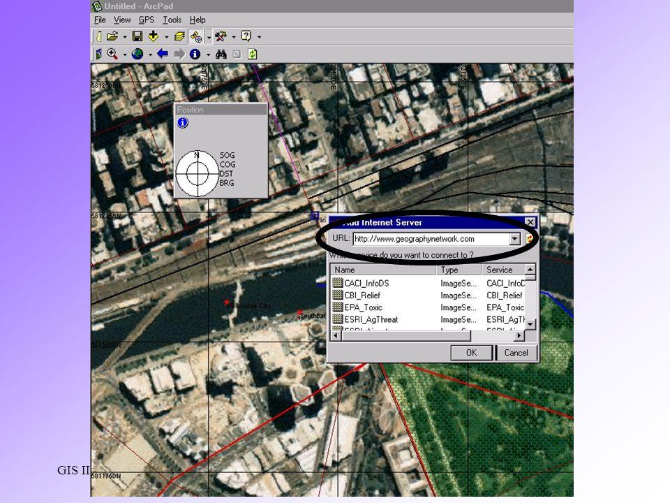GIS II: ARCPADRamses Henin