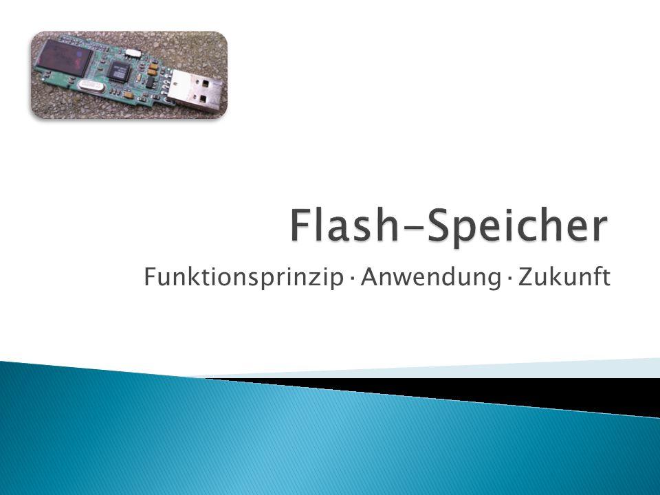 """ Einführung ◦ Wieso """"Flash ."""