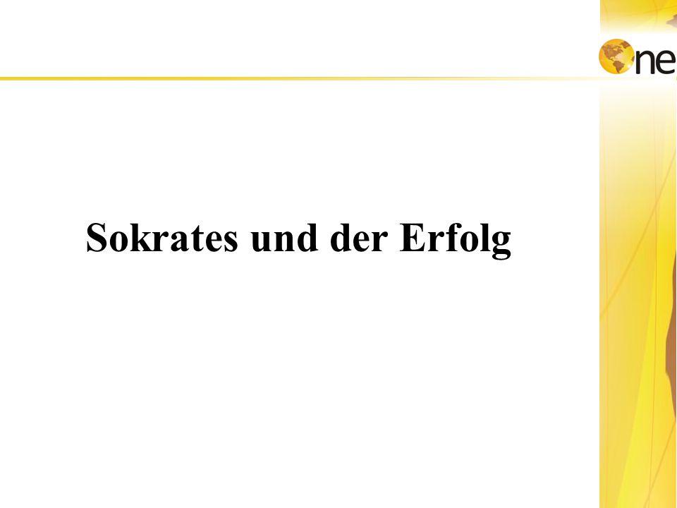 Sokrates und der Erfolg