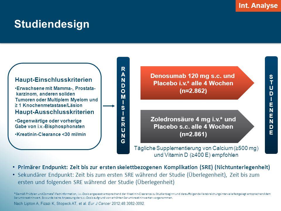 5 Studiendesign Nach Lipton A, Fizazi K, Stopeck AT, et al.