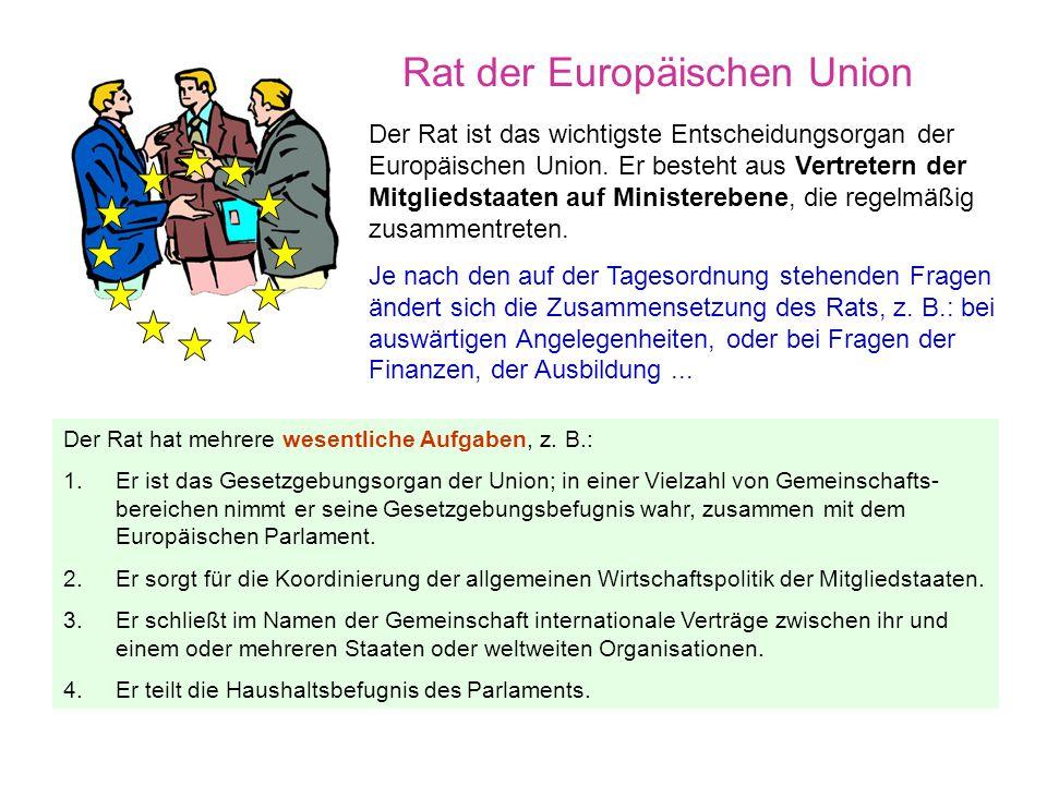 Wichtige Daten zu den EU-Beitrittskandidaten Zum Vergleich - die Daten der BRD: Fläche: 356 974 km² Einwohner: 81,5 Mio.