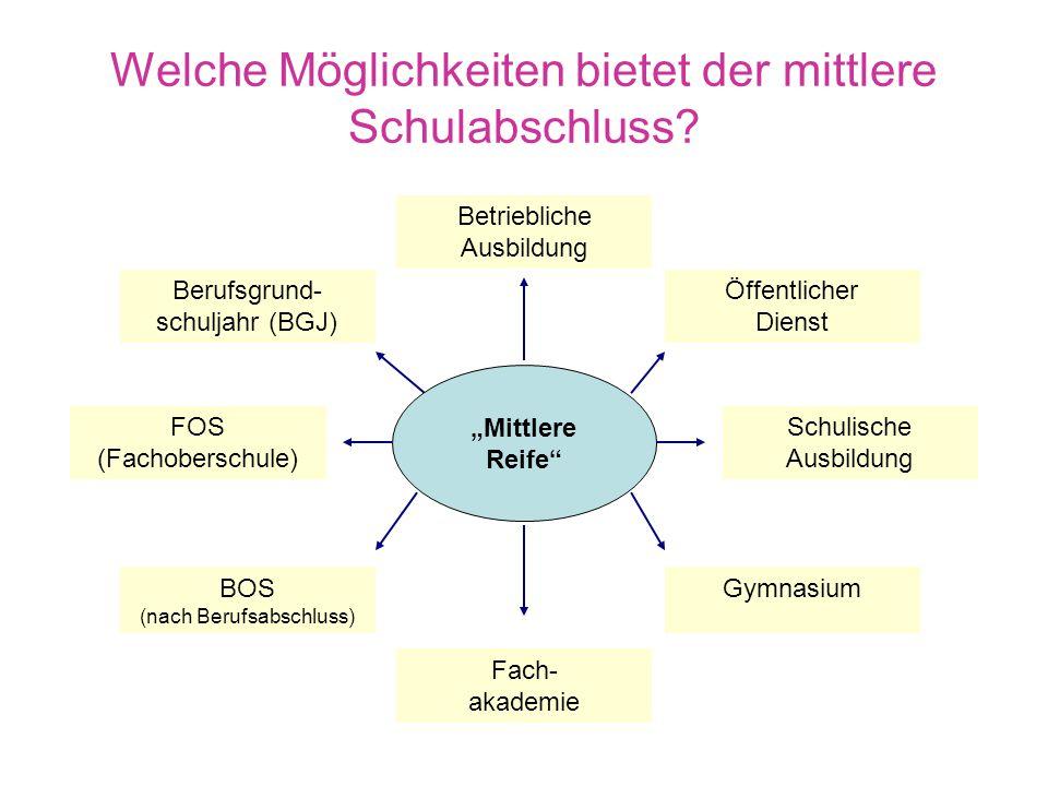 LP 10.1 Berufe mit dem mittleren Schulabschluss (Abschnittsübersicht) 1.Wege in den Beruf 2.Erweiterter Stellenmarkt