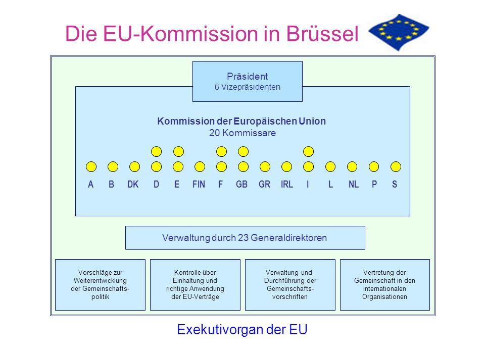 """Der EU-Gerichtshof """"Die Aufgabe des Europäischen Gerichtshofes (EuGH) besteht darin, die Wahrung des EU-Rechts bei der Auslegung und Anwendung der Grü"""
