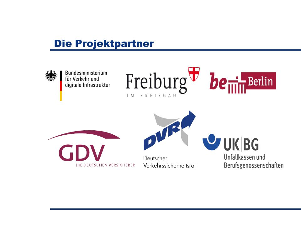 Die Projektpartner