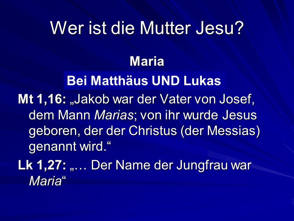 """Ein Ziel der Kindheitsgeschichten… Sowohl Matthäus als auch Lukas stellen in ihren Erzählungen über die Kindheit Jesu eine ganz deutliche Verbindung zu Israel, zum Judentum, zum """"Alten Testament her."""