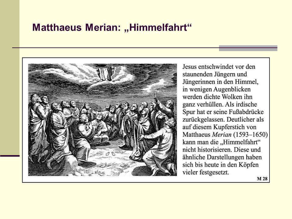 """Matthaeus Merian: """"Himmelfahrt"""""""
