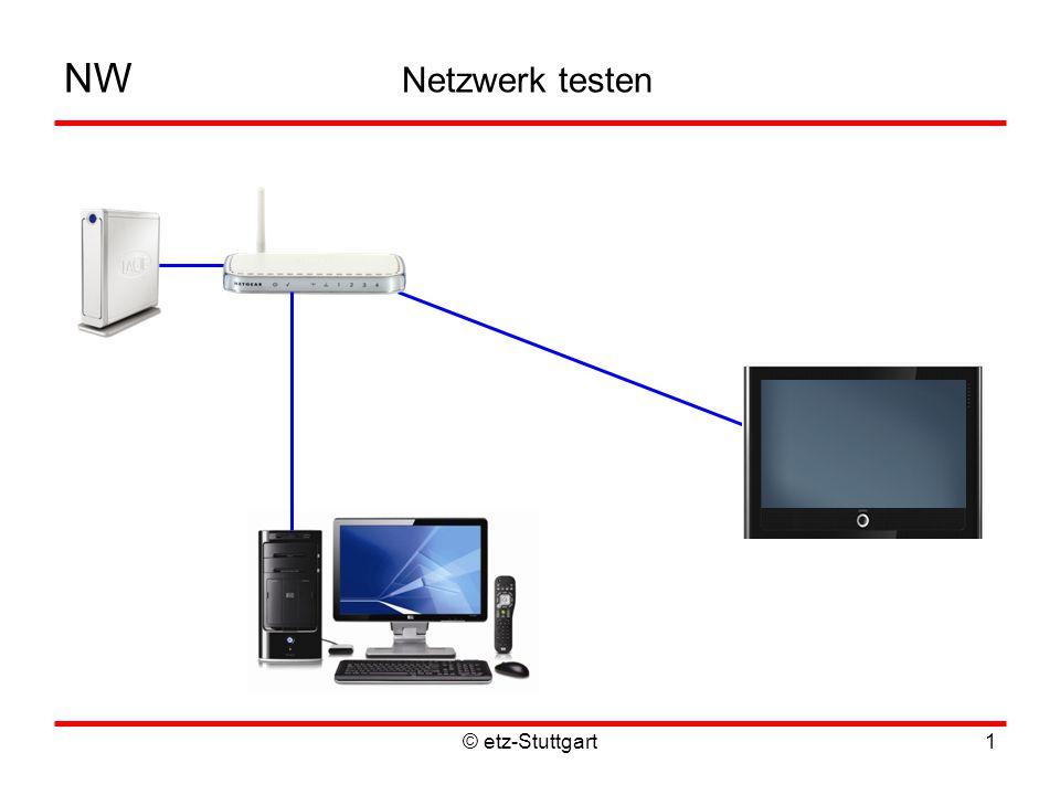 © etz-Stuttgart1 NW Netzwerk testen