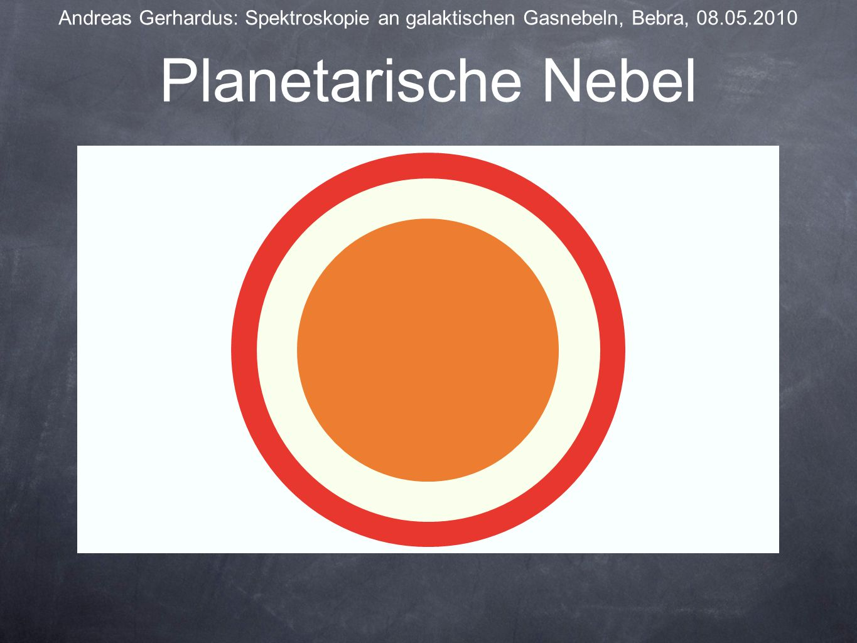 Schwierigkeit Linienprofil Andreas Gerhardus: Spektroskopie an galaktischen Gasnebeln, Bebra, 08.05.2010