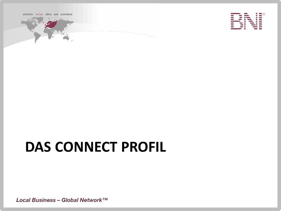 DAS CONNECT PROFIL