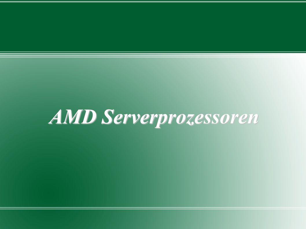 AMD Serverprozessoren