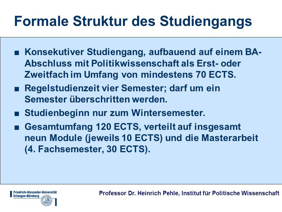 Professor Dr.Heinrich Pehle, Institut für Politische Wissenschaft Vielen Dank für Ihr Interesse.