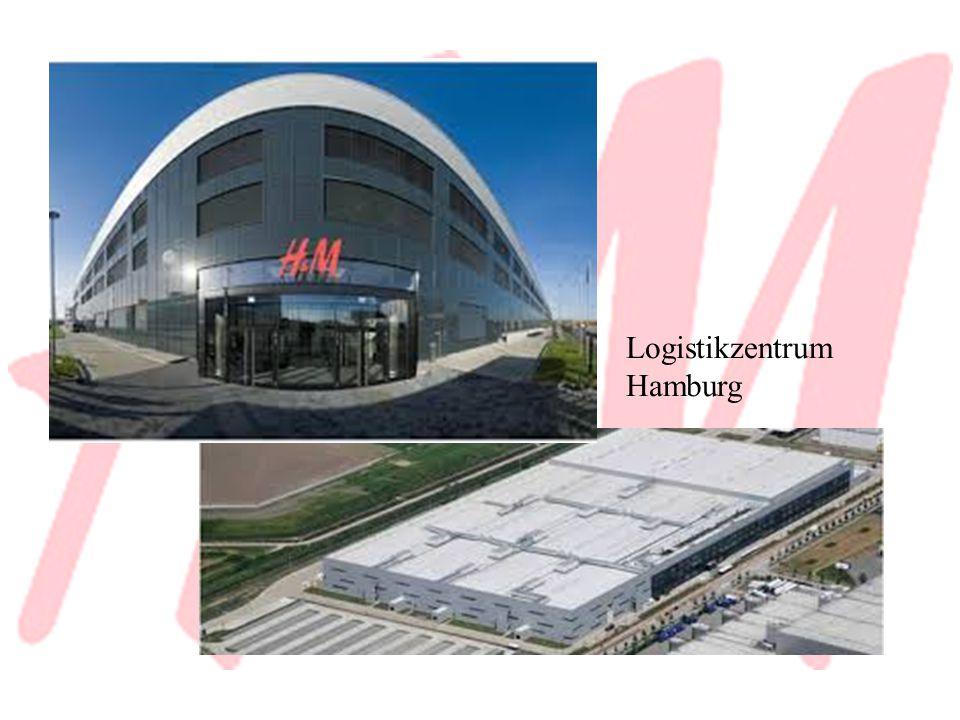 Logistikzentrum Hamburg