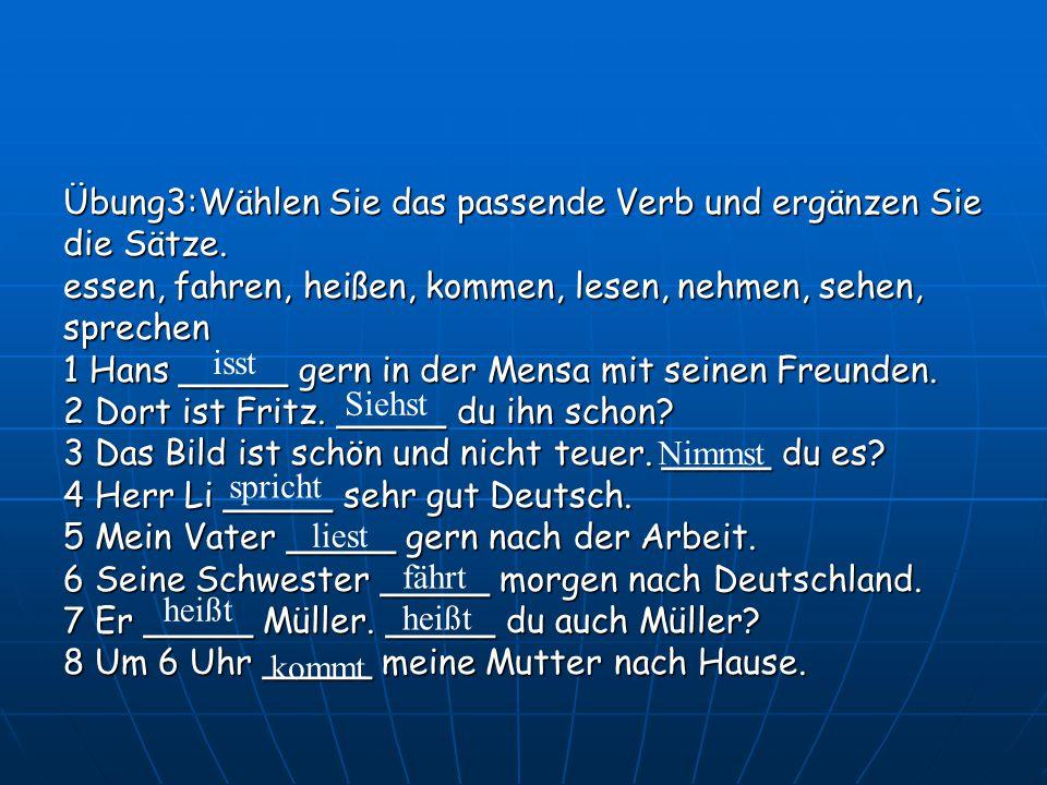 Grammatik II Artikel und Substantiv im Akkusativ 德语名词的变格 (die Deklination) 可分为 三种: a.