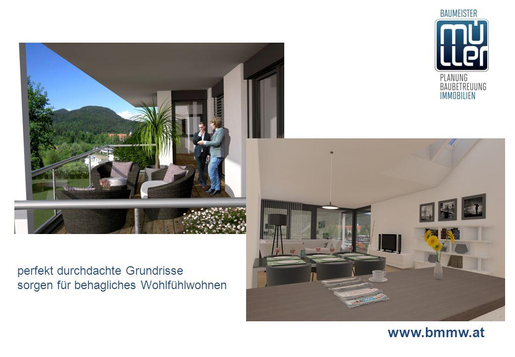"""www.bmmw.at Wohnung Top 1: WNF 100,41 m² Vorraum:10,62 m² Gang: 4,19 m² KO/WO/ES:34,09 m² Zimmer 1:11,17 m² Zimmer 2: 13,66 m² Bad/WC: 7,42 m² Bad: 7,72 m² WC: 1,14 m² Abstellraum: 2,40 m² Balkon:13,95 m² Terrasse:29,34 m² Kellerabteil 2:11,61 m² """"WOHNUNGSTYPEN 3 Zimmer-Wohnung – 3 Ebenen Alle Maßangaben sind Rohbaumaße – Änderungen mit Vorbehalt"""