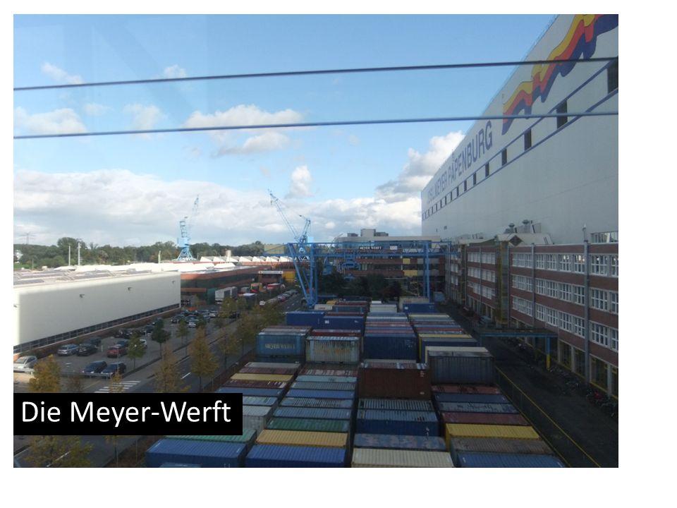 Die Meyer-Werft
