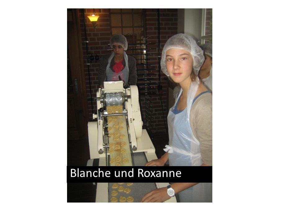 Blanche und Roxanne