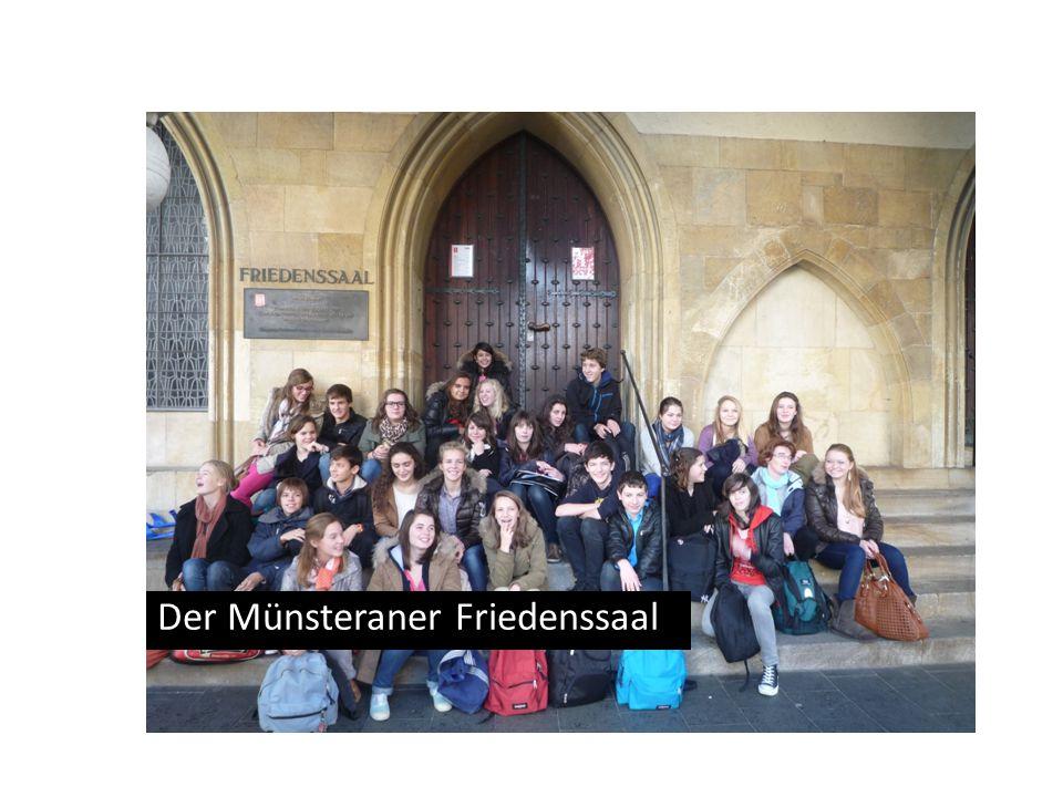 Der Münsteraner Friedenssaal