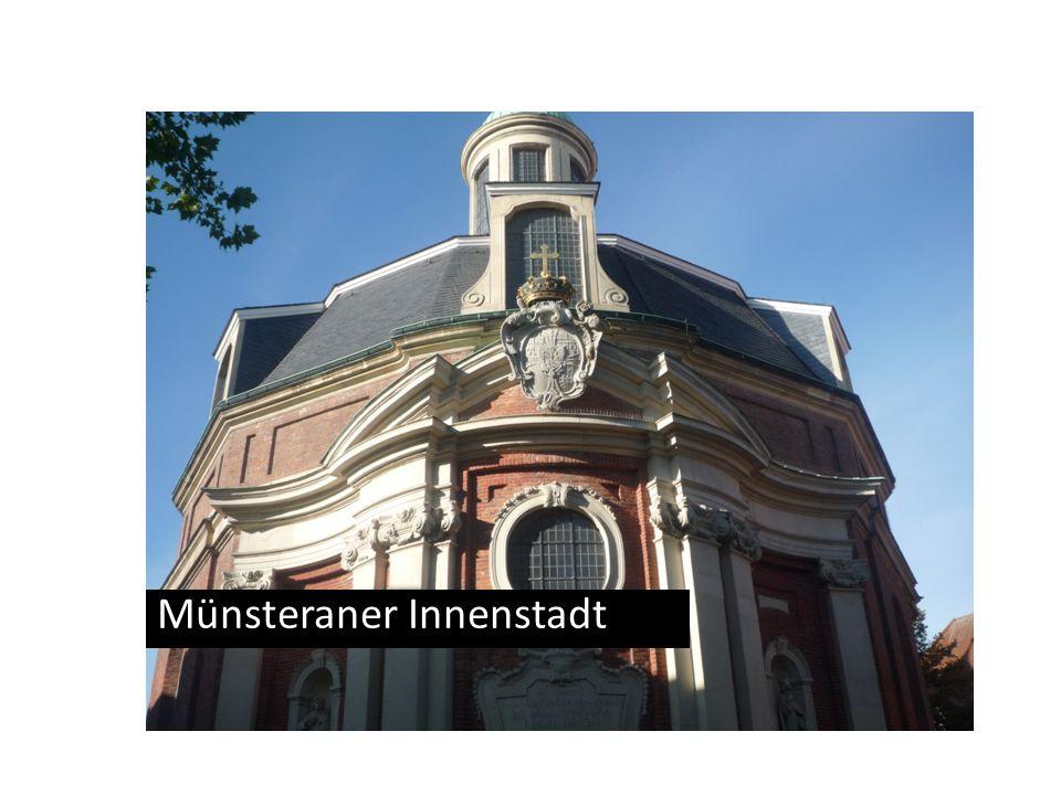 Münsteraner Innenstadt