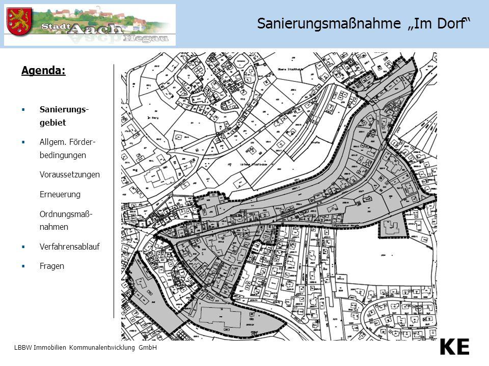 LBBW Immobilien Kommunalentwicklung GmbH LBBW Immobilien Kommunalentwicklung GmbH Regionalbüro Donaueschingen Schulstraße 4 78166 Donaueschingen Karl-Christian Fock Sanierung und Projektmanagement Telefon 0771 929186-16 Telefax 0771 929186-20 karl-christian.fock@lbbw-im.de www.kommunalentwicklung.de