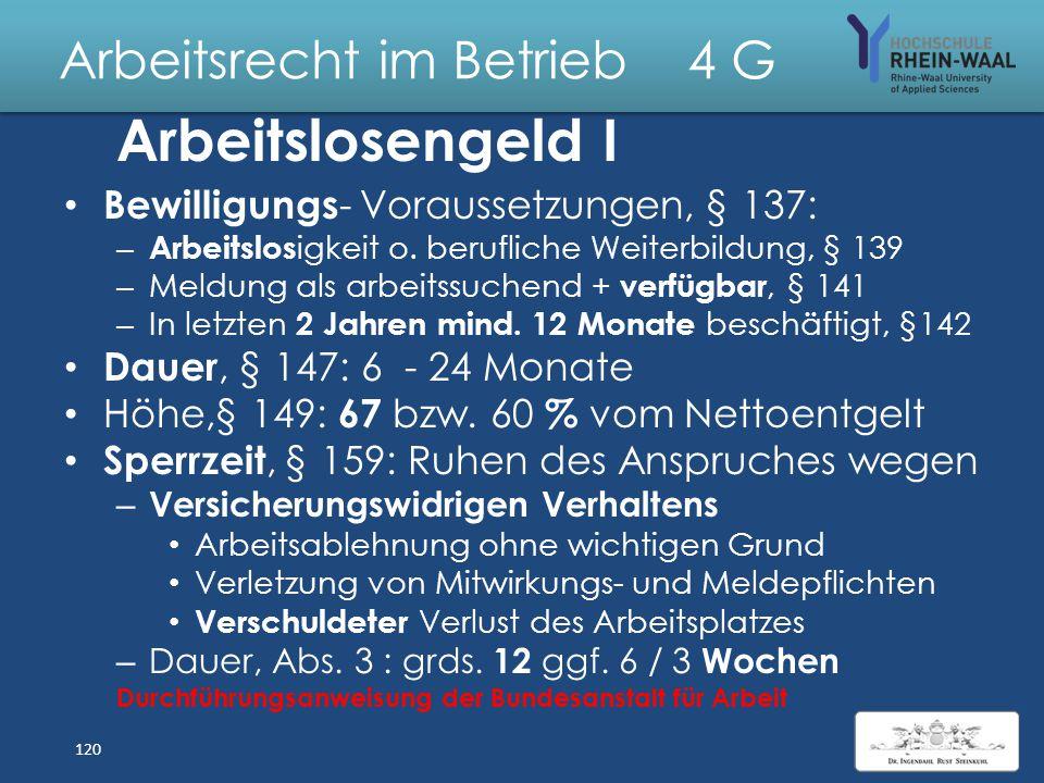 Arbeitsrecht im Betrieb 4 Arbeitsförderungsrecht SGB III Eingliederung, § 44 Förderung der Berufswahl und -ausbildung : Berufsorientierung + -einstieg