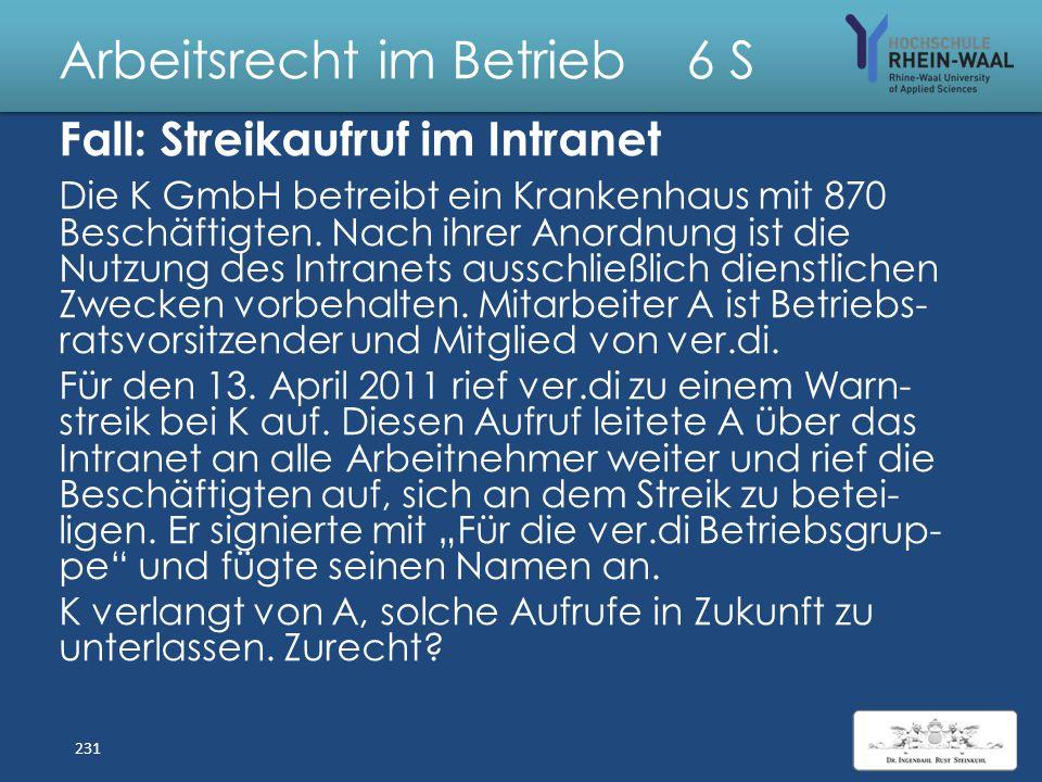Arbeitsrecht im Betrieb 6 S Tarifverträge und BGB AT Zwischen Gewerkschaft + Arbeitgeber /-verband Vertrag über Löhne oder Arbeitsbedingungen durch Ei