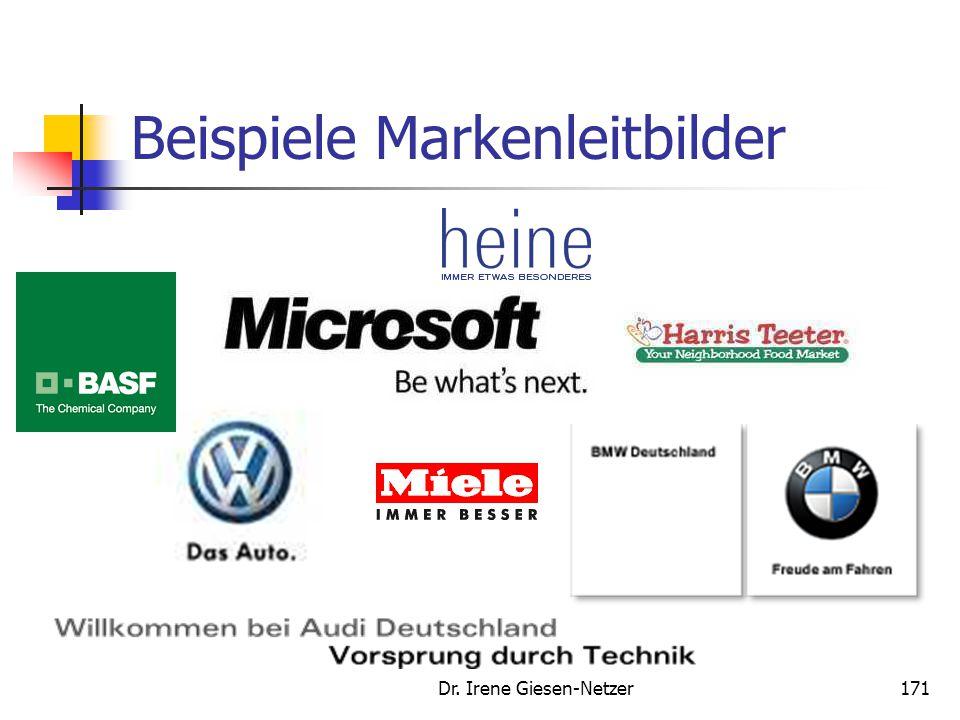 Dr. Irene Giesen-Netzer171 Beispiele Markenleitbilder