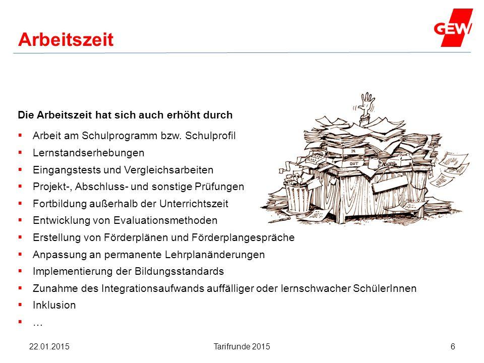 Hanau Arbeitszeit Die Arbeitszeit hat sich auch erhöht durch  Arbeit am Schulprogramm bzw. Schulprofil  Lernstandserhebungen  Eingangstests und Ver
