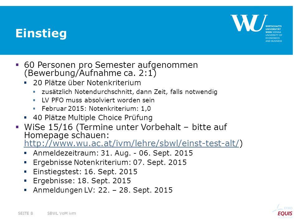 Team SBWL VoM ivmSEITE 9 MSc Dominik Zellhofer DW 4479 E-Mail Info E-Mail