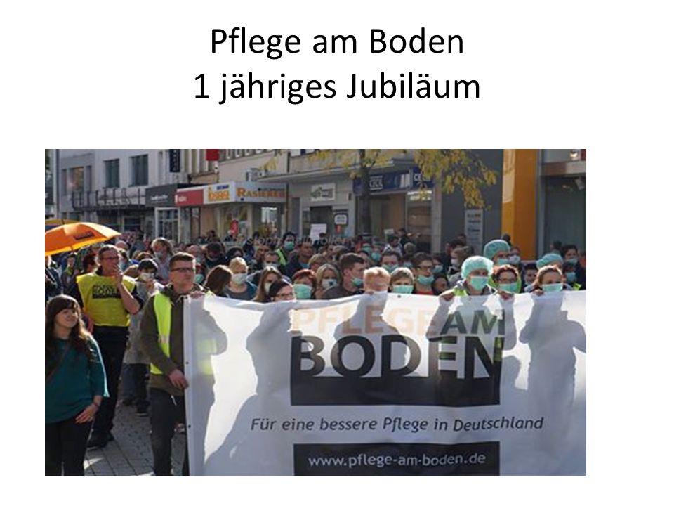 VII.Errichtung der Pflegekammer Niedersachsen (1) 1.