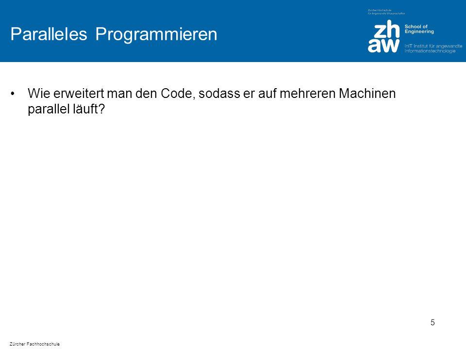 Zürcher Fachhochschule Beispiel t =,,, }, ['Huber':'Student'] > 16 f1: Atomf2: Bagf3: Map