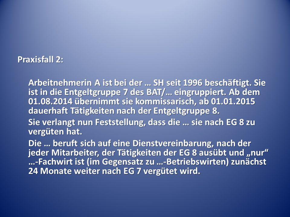 Die Parteien des Tarifvertrags Tariffähigkeit – Der Fall CGZP BAG 23.05.2012 - 1 AZB 67/11 – (OS): 1.