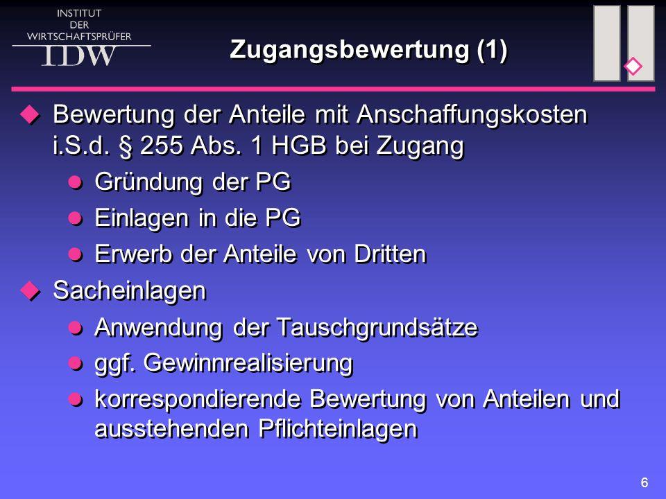17 Kapitalrückzahlungen (3)  Die X-AG erwirbt im Jahr 01 von der Y-AG die Kommanditanteile der A-GmbH & Co.