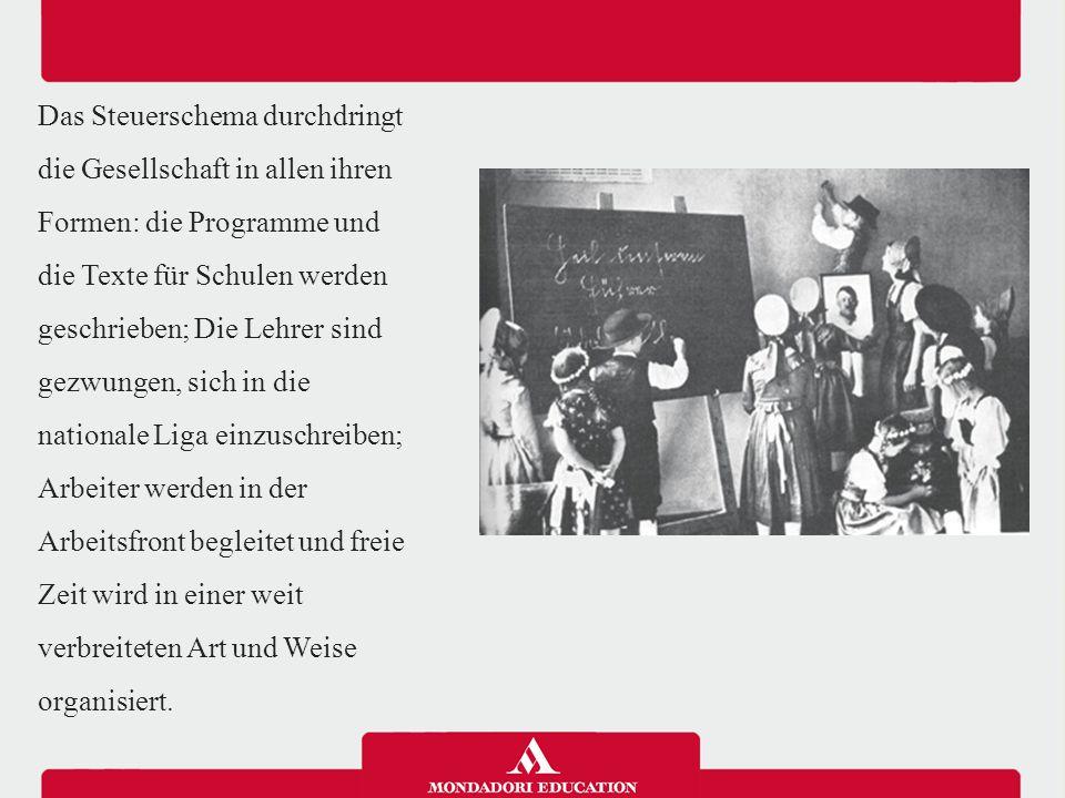 Die Hitler-Jugend Von 6 bis 18 Jahren werden Jungen in der Hitler-Jugend eingesetzt; es ist eine paramilitärische Organisation, wo man ein intensives militärisches Training erhält.