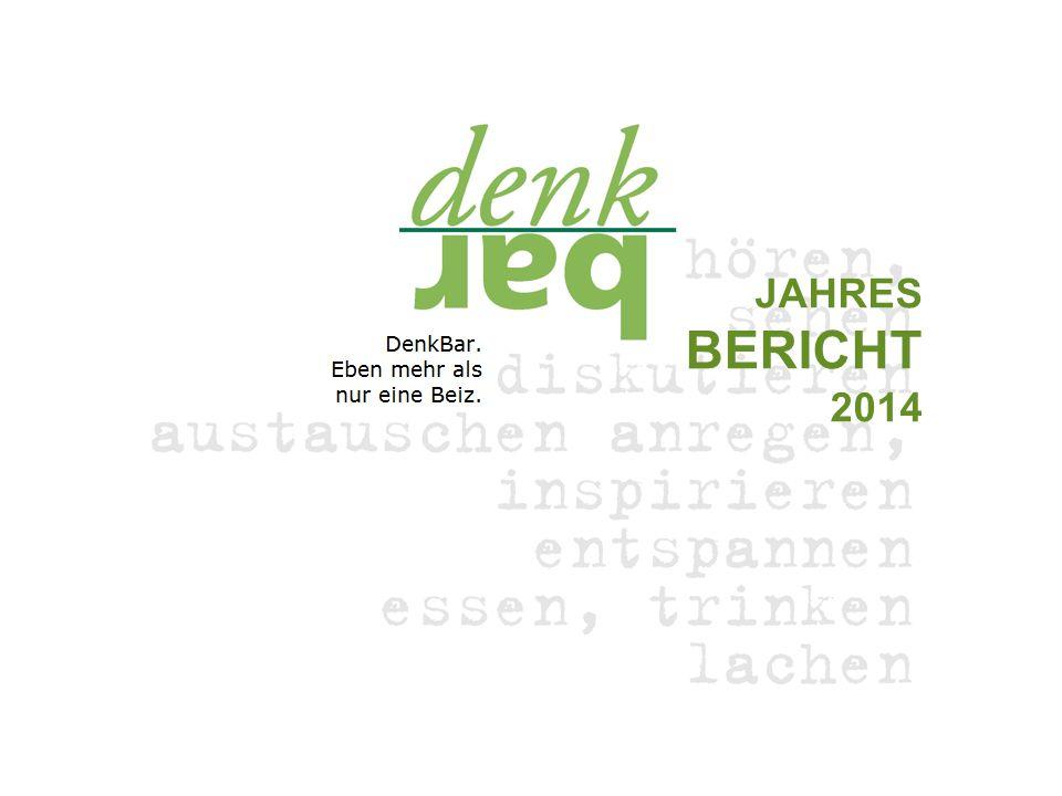 JAHRES BERICHT 2014