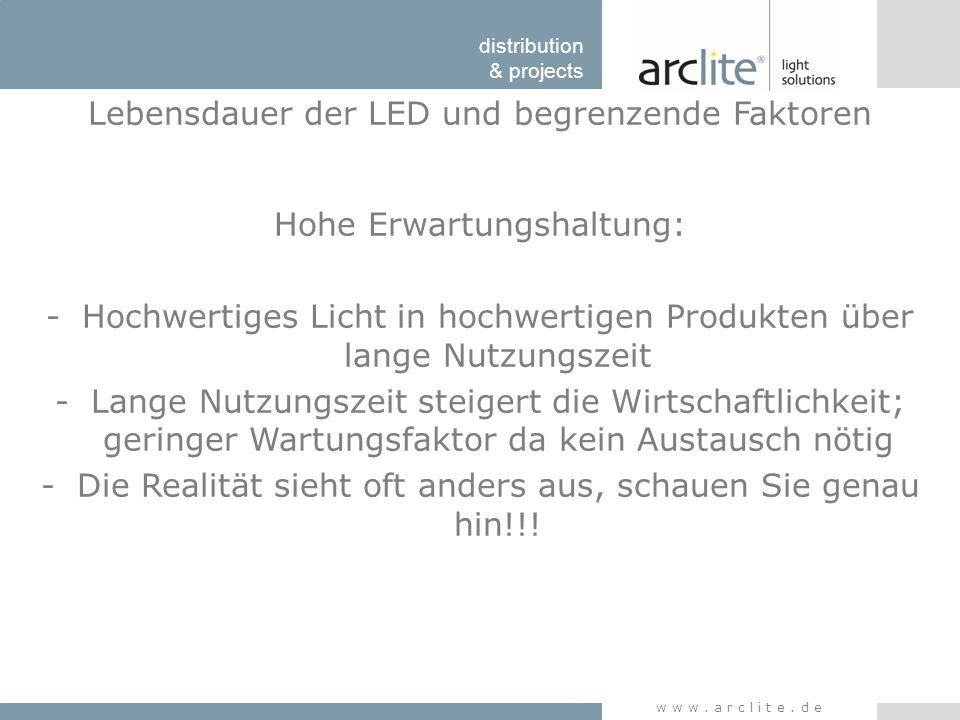 "distribution & projects www.arclite.de PH CDM-T 930 EVO VS DMS 931 ""Pearl White"