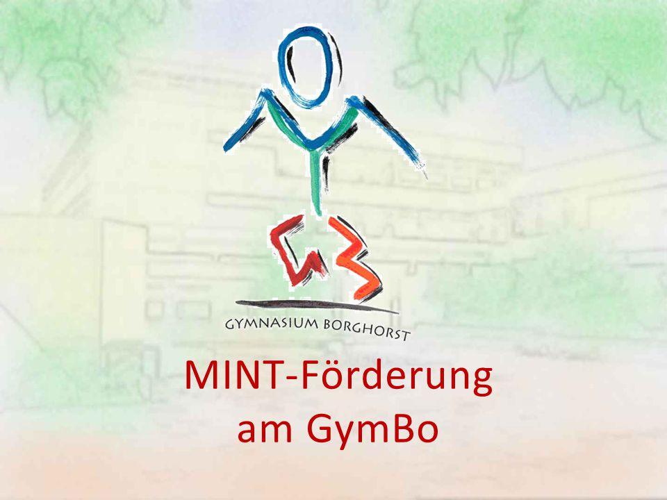 MINT-Förderung am GymBo