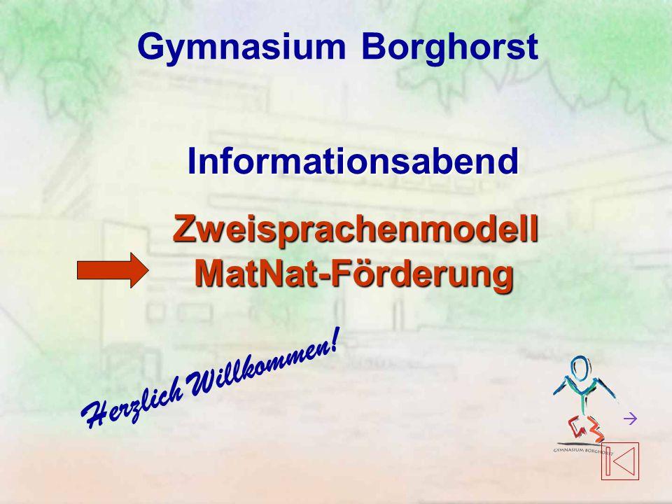 Im Jahr 2009 hat sich als vierte Schule die Gesamtschule Nordwalde eingebracht.