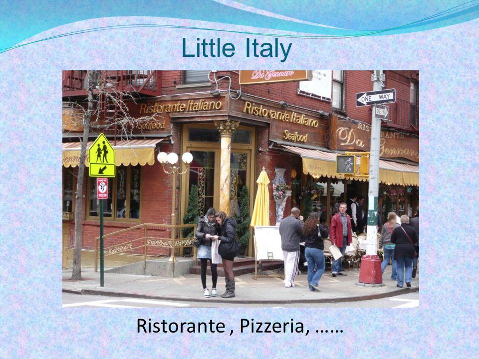 Little Italy Ristorante, Pizzeria, ……