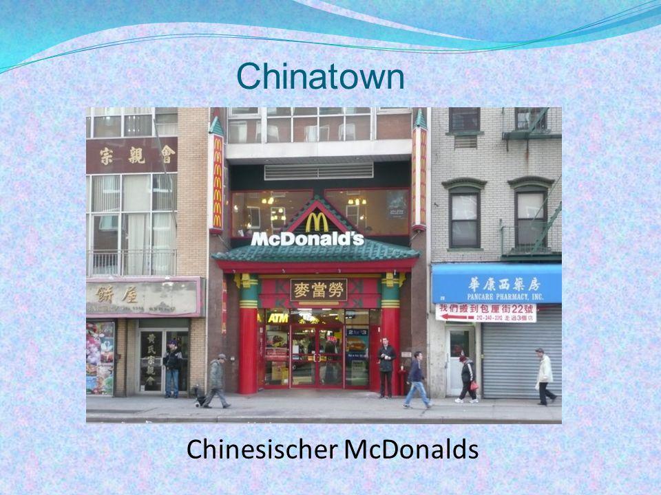 Chinesischer McDonalds