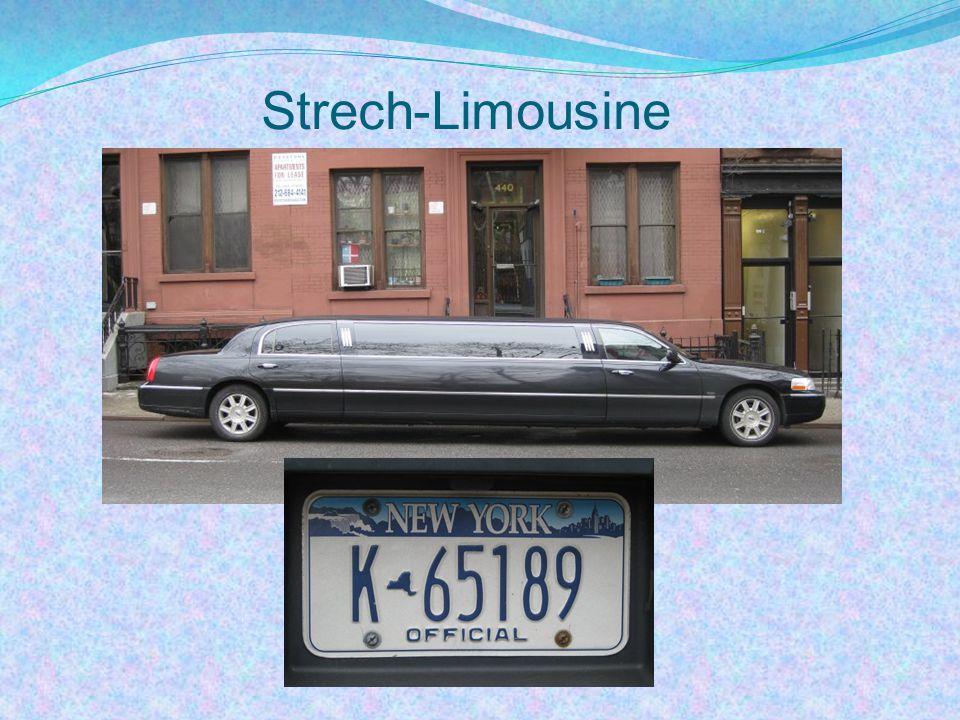 Strech-Limousine