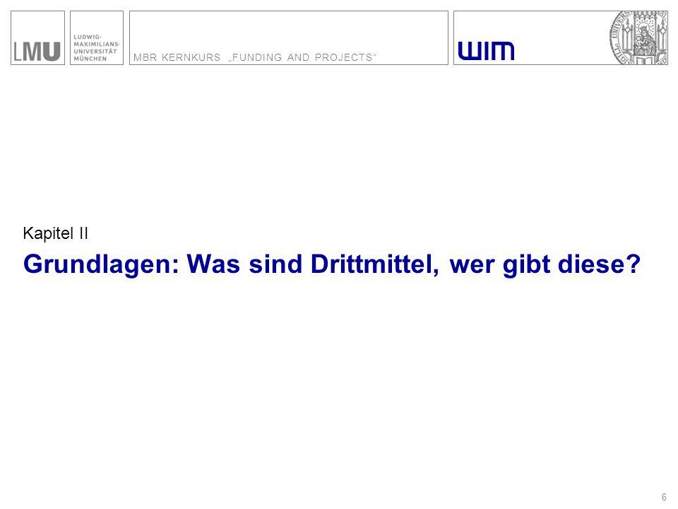 Fakultät für Betriebswirtschaft Munich School of Management IBC e.V.
