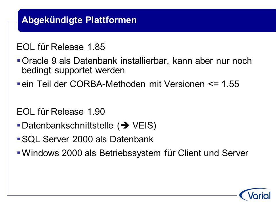 Neuerungen  Neue Einstellungen in der Installation  Windows Dienst 64-bit  Infor 7 Theme  Änderungen in der Systemadministration  Patches & Hotfixes  Erweiterungen der Lizenzierung  Report Designer