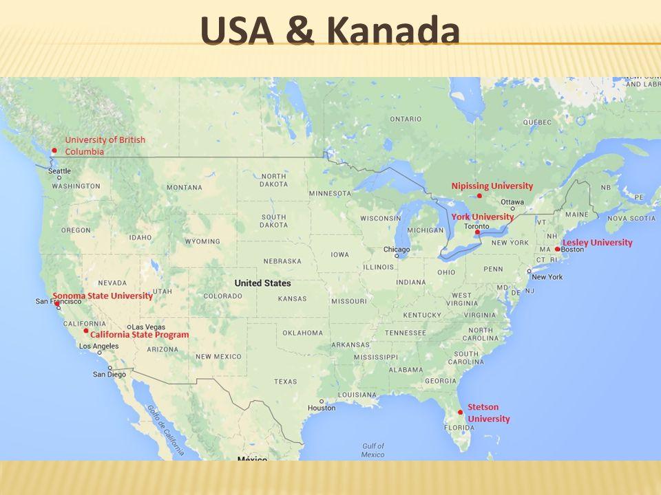 USA & Kanada