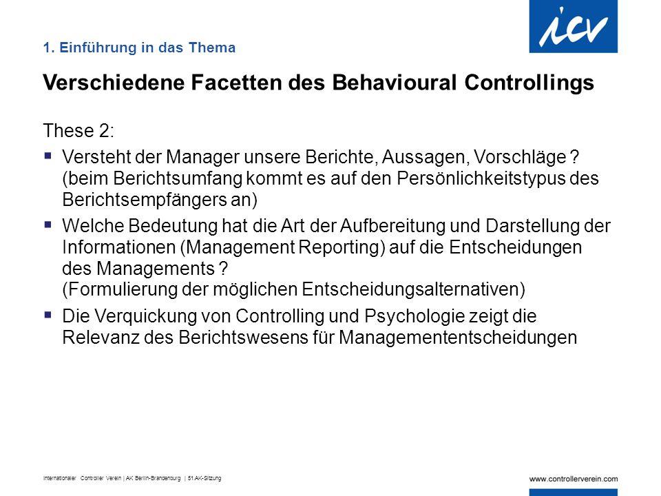 Internationaler Controller Verein | AK Berlin-Brandenburg | 51.AK-Sitzung 1.