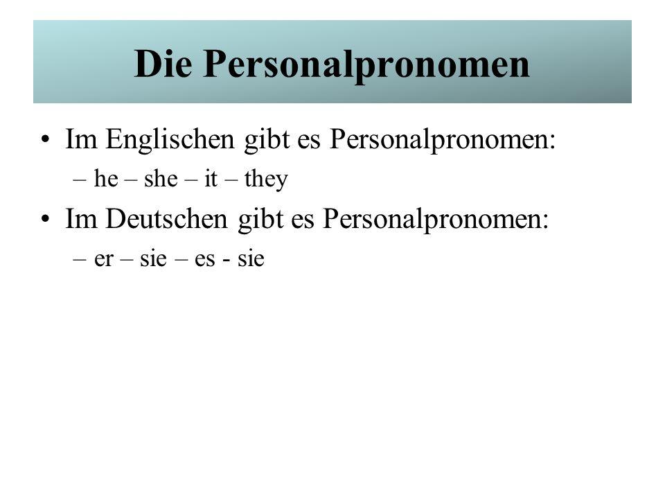 Dieser Satz ist.... Das hier ist Horst Lange. falsch