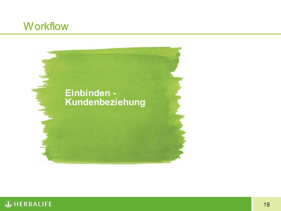 19 Workflow Einbinden - Kundenbeziehung